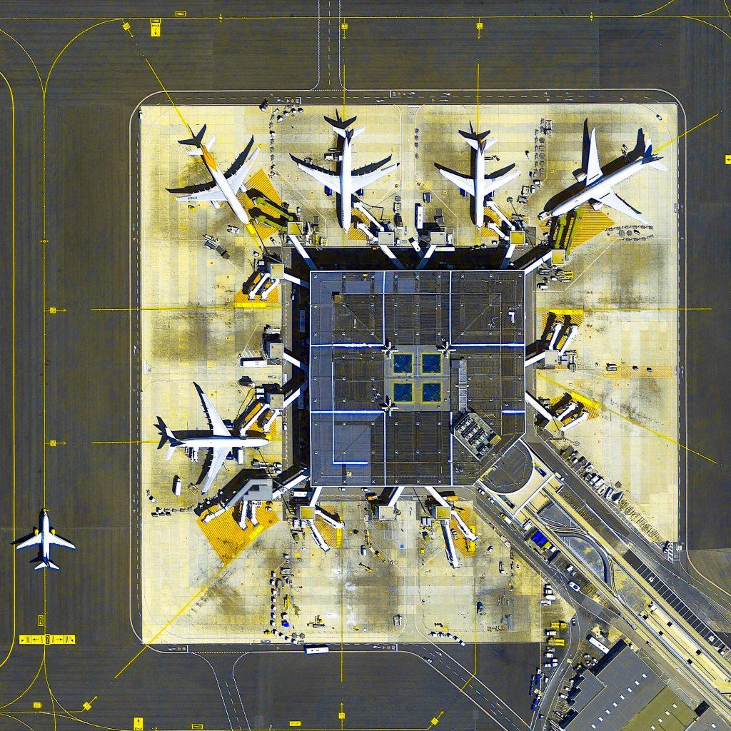 Leonardo da Vinci International Airport, Rome, Italy